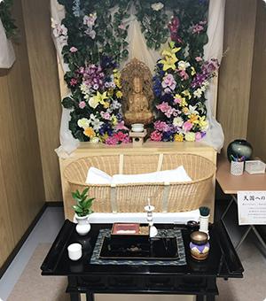 霊園内での火葬サービス